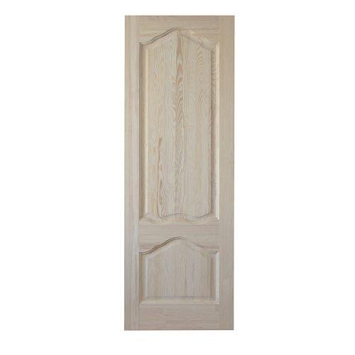 двери массив, двери пмц, двери Поставы, двери без стекла, дверное полотно массив, модель 1